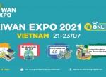 TRIÊN LÃM TRỰC TUYẾN 3D TAIWAN EXPO 2021