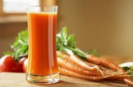 Công dụng bất ngờ từ nước ép cà rốt