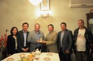 Đoàn doanh nghiệp Thành phố Hồ Chí Minh thăm và làm việc với Đại sứ quán Pakistan