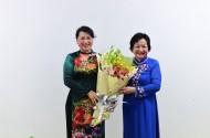 Chủ tịch Quốc hội Nguyễn Thị Kim Ngân: Ba Huân tạo nhiều công ăn việc làm cho nông dân