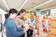 Hỗ trợ đưa hàng sản xuất trong nước vào siêu thị